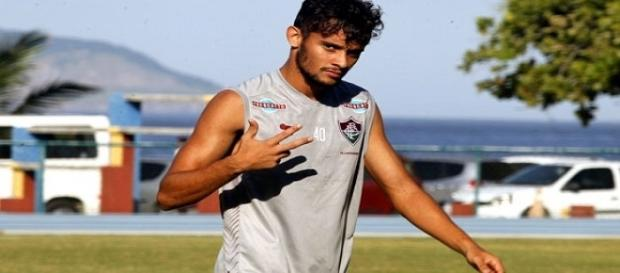 Gustavo Scarpa, destaque do Fluminense em 2016 (Foto: Nelson Perez/Divulgação FFC)