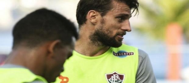 Henrique descarta momentaneamente o G-5 no Fluminense (Foto: Mailson Santana/Divulgação FFC)