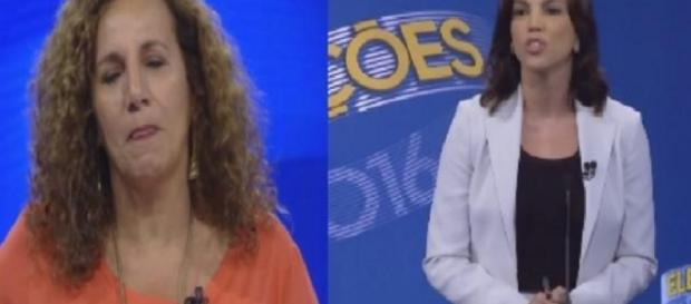 Jandira e Ana Paula Araújo - Foto/Reprodução
