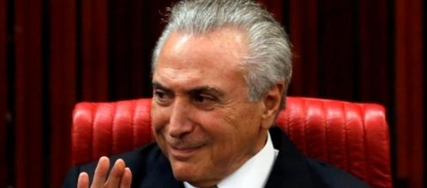 Michel Temer presidente do Brasil
