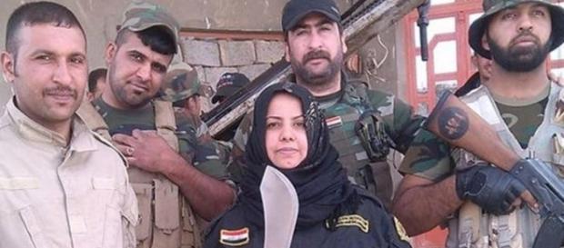 Ochi pentru ochi, dinte pentru dinte! Este singura lege pe care această femeie o are în minte - Foto: Facebook