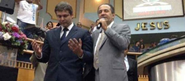 Pastor Silas Malafaia já teve que responder processo por antecipação de campanha eleitoral para o PT