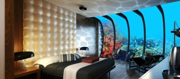 Poseidon Undersea Resort Isola Fiji