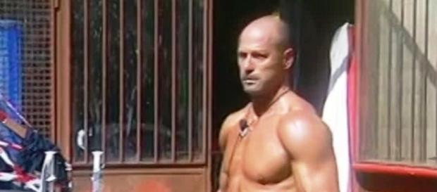 Stefano Bettarini protagonista del Grande Fratello Vip