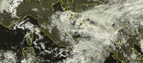 Arriva da lunedì il ciclone Morgana: temperature a picco e precipitazioni atmosferiche