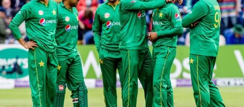 Hasan Ali took 4 for 60 in the 5th ODI (Panasiabiz.com)