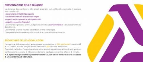 Incentivi alle micro, piccole e medie imprese, domande dal 15 settembre.
