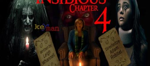 Insudious Chapter 4, con James Wan