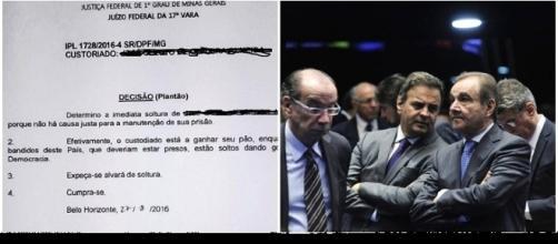 Juiz classificou a maioria dos políticos como verdadeiros bandidos