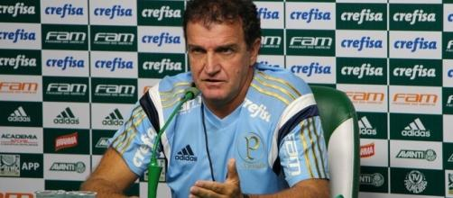 Técnico Cuca pode sair do time do Palmeiras