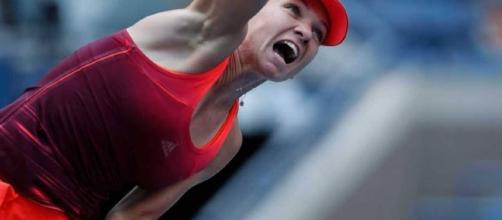 US Open: Simona Halep in Second Round, Lucie Safarova Falters - punjabstar.ca
