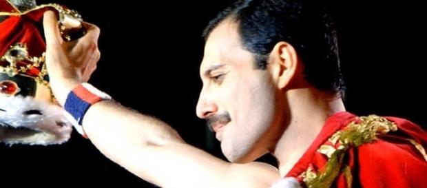 Freddie Mercury, leader dei Queen