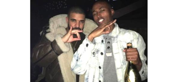 It was all good just a week ago Source: http://thesource.com/2016/04/01/toronto-rapper-mo-g-beat-up-recently-called-out-drake-ovo-for-unpaid-fees/