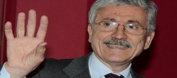 Masimo D'alema fonda il Comitato Nazionale del No