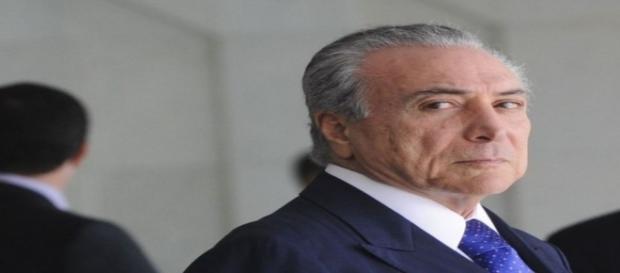 Michel Temer questiona protestos no Brasil