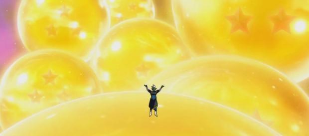 Zamasu convocando a Super Shen Long (Youtube)