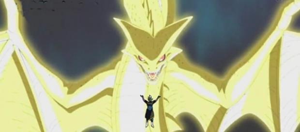 Zamasu pide un deseo a Super Shen Long 超神龍