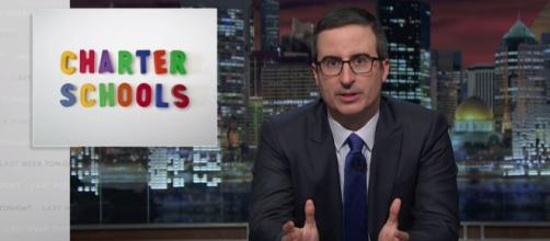A lot is going wrong with education in America/ Photo screencap via Youtube - Charter Schools: Last Week Tonight with John Oliver - LastWeekTonight