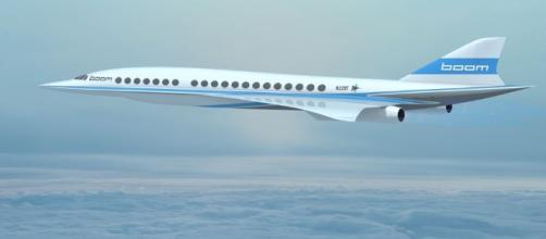 Boom Supersonic Passenger Aircraft Emerges | Flying Magazine - flyingmag.com
