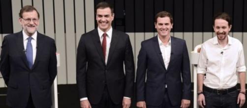 Candidatos a la presidencia del Gobierno