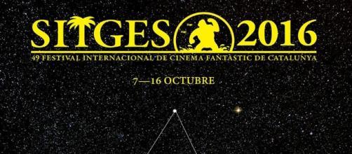 Cartel parte Festival de cine fantástico Sitges 2016