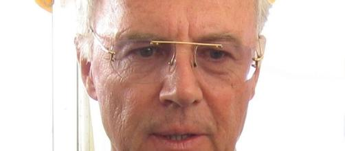 Franz Beckenbauer is facing criminal charges. Photo c/o Wikimedia Commons.