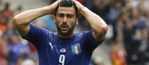 Italia - Il giocatore Graziano Pellè