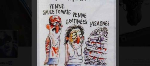 L'Italie n'est plus très «Charlie» après un dessin du journal ... - 20minutes.fr
