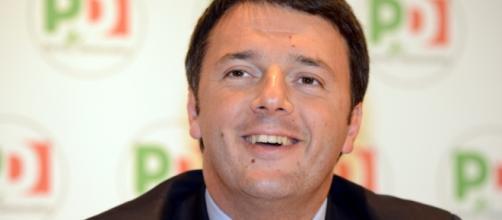 Matteo Renzi, presidente del Consiglio.