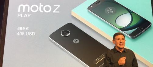 Moto Z Play, el nuevo móvil ultradelgado y modular de Lenovo - elandroidelibre.com