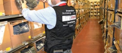 Novastock ricerca operatori per inventario