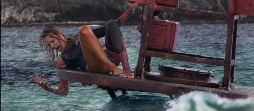 Paradise Beach: Dentro l'incubo, ovvero Blake Lively vs. lo Squalo ... - spetteguless.it