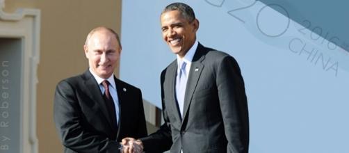 Reunión de Putin y Obama en el G20 - By Roberson - Sputnitnews.com