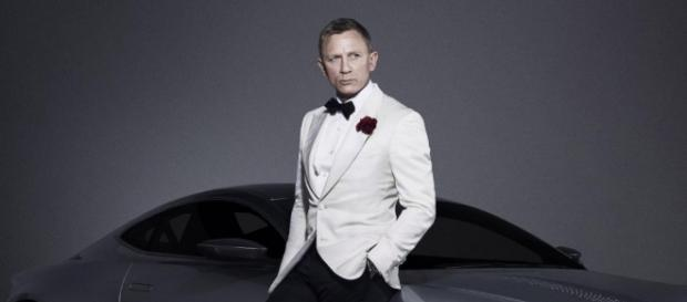 007- James Bond Darsteller Daniel Craig