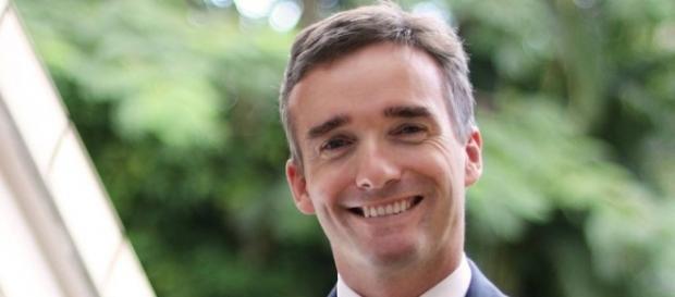 Alexander Ellis, embaixador da Grã-Bretanha