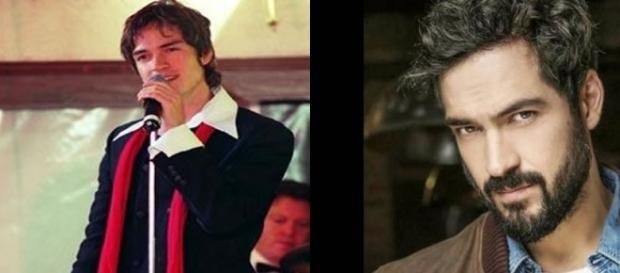 Antes e depois de artistas mexicanos