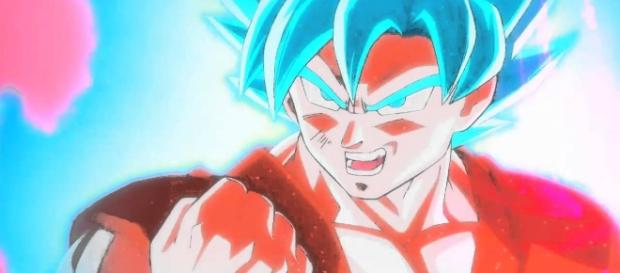 DRAGON BALL SUPER KAIO KEN SUPER