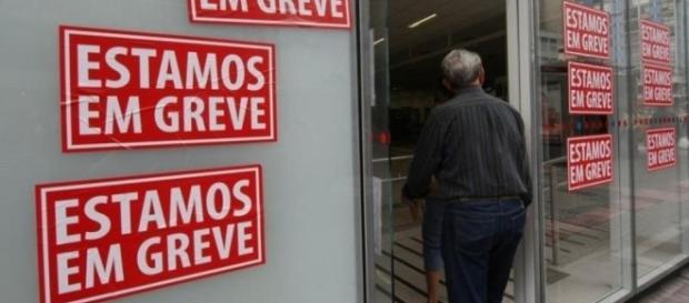 Greve dos bancos começa nesta terça-feira