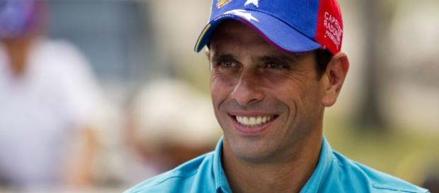 Henrique Capriles corre peligro en el aeropuerto de Margarita
