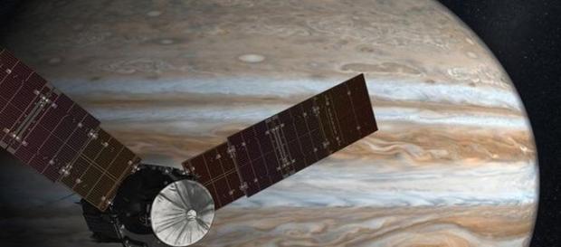 NASA tenta desvendar origem do estranho ruído (NASA)