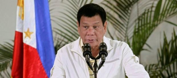 """Presidente filipino xinga Barack Obama de 'filho da p..."""""""