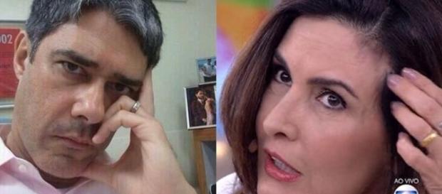 Separação de William Bonner e Fátima Bernardes teria sido motivada por uma médica casada