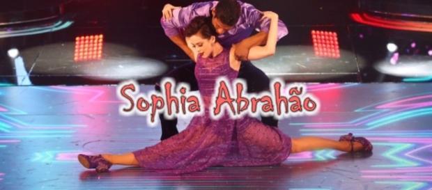 Sophia Abrahão é a grande surpresa no 'Dança dos Famosos 2017'