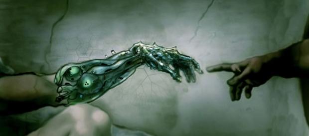 Transhumanismo: o desenvolvimento de novas tecnologias para o melhoramento do corpo humano (crédito: Wikipédia)