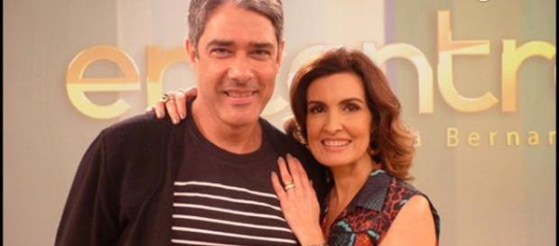 William e Fátima anunciaram separação no último dia