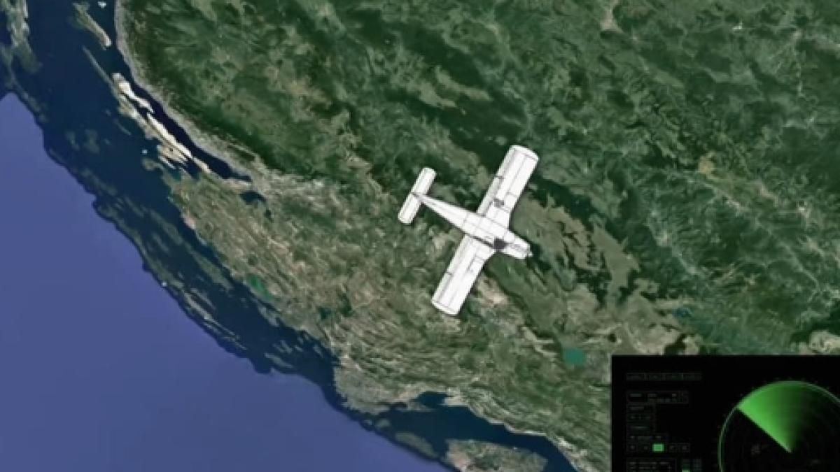 Aereo Privato Precipita : Precipita aereo in montana le notizie di attualità e curiosità