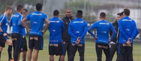 Elenco do Corinthians faz pacto até o fim do Campeonato Brasileiro