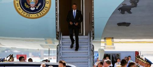 Barack Obama Receives Chilly Welcome for G20 in China - sputniknews.com