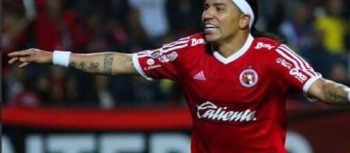 Dayro Moreno. Máximo goleador del torneo.