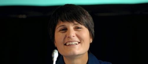 Samantha Cristoforetti, astronauta italiana.